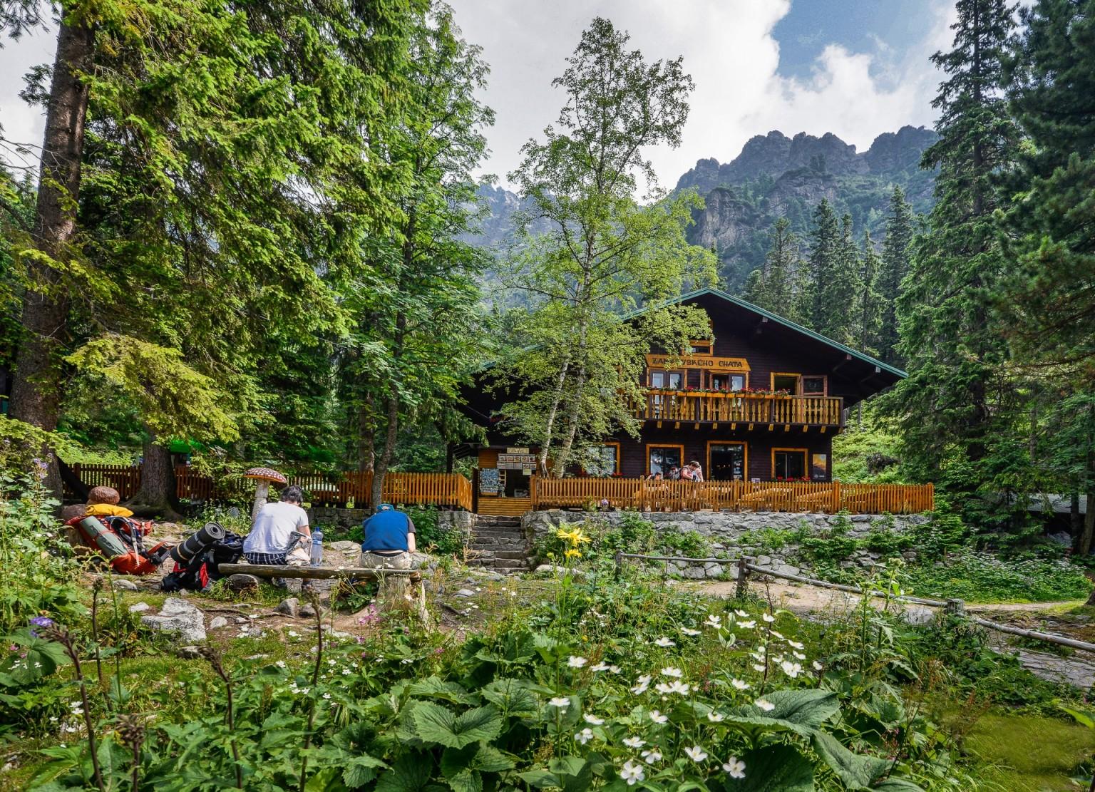 Zamkovského chata